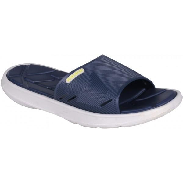Coqui MIKEL tmavě modrá 45 - Pánské pantofle