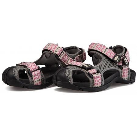 Dámský trekový sandál - Numero Uno SIRET L - 2