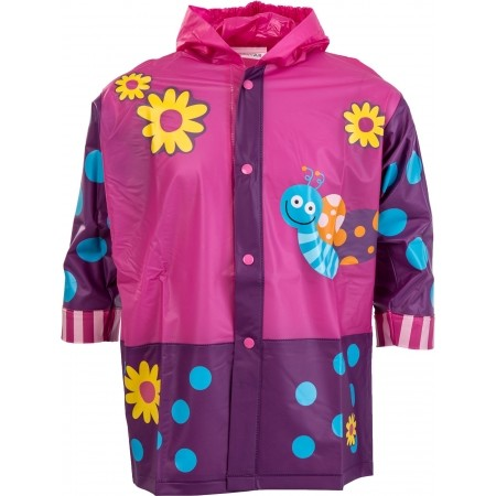 Pidilidi BUTTERFLY - Kids' raincoat