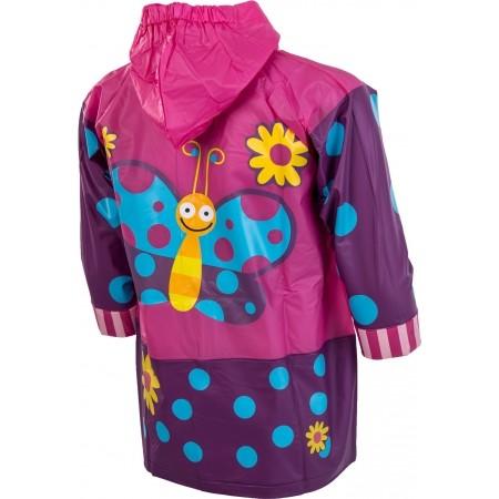 Kids' raincoat - Pidilidi BUTTERFLY - 3