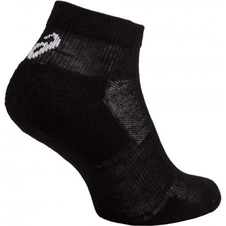 Bežecké ponožky - Asics 3PPK QUATER SOCK - 2