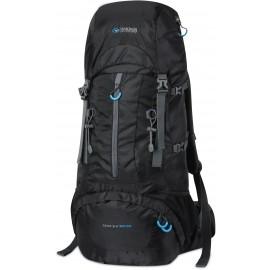 Crossroad SHERPA 50+10 - High-capacity hiking backpack