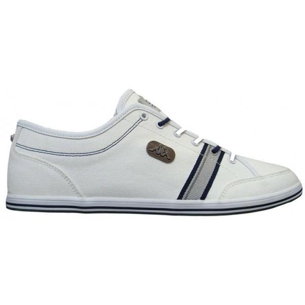 Kappa BRADOR AB bílá 10.5 - Pánská volnočasová obuv
