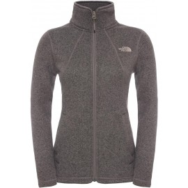 The North Face W CRESCENT FULL ZIP - Women's sweater