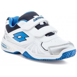 Lotto STRATOSPHERE III CL S - Dětská tenisová obuv