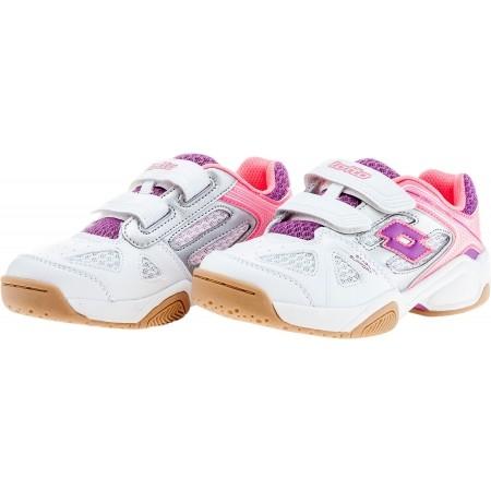 Dětská sálová obuv - Lotto JUMPER VI CL S - 2