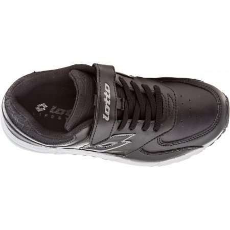 Detská voľnočasová obuv - Lotto STRADA II LTH CL SL - 4