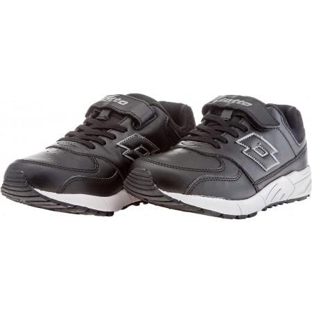 Detská voľnočasová obuv - Lotto STRADA II LTH CL SL - 2