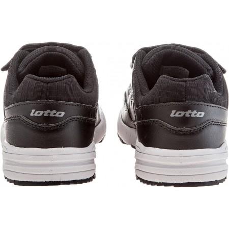 Detská voľnočasová obuv - Lotto STRADA II LTH CL SL - 5