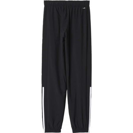 Detské tepláky - adidas ESSENTIALS MID 3-STRIPES WOVEN PANT CLOSED - 5