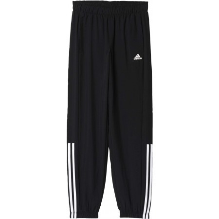 Detské tepláky - adidas ESSENTIALS MID 3-STRIPES WOVEN PANT CLOSED - 4