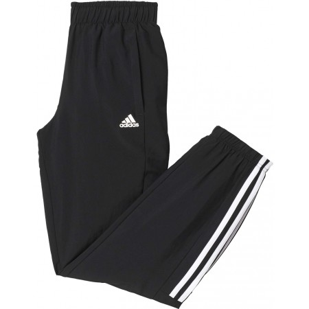 55cfcb3edb8e Kids  pants - adidas ESSENTIALS MID 3-STRIPES WOVEN PANT CLOSED - 6