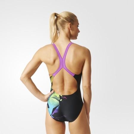 Dámské plavky - adidas INFINITEX STREAMLINE GRAPHIC SUIT - 4 846e753b8be