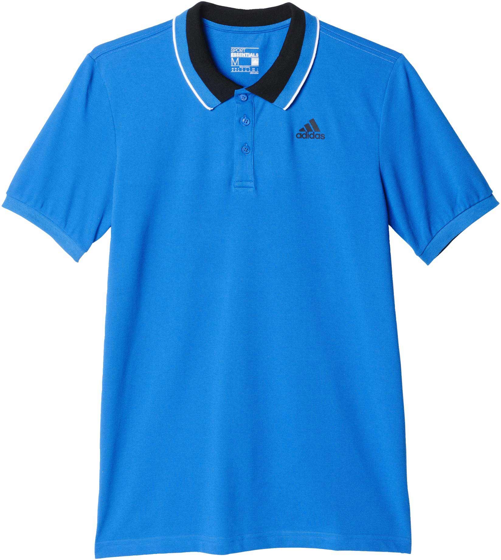 adidas polo essentials