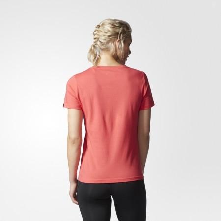 Tricou de damă - adidas LINEAR - 4