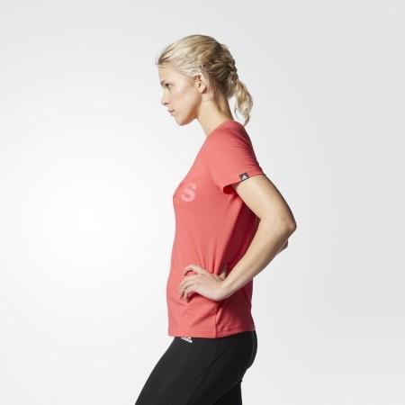 Tricou de damă - adidas LINEAR - 5