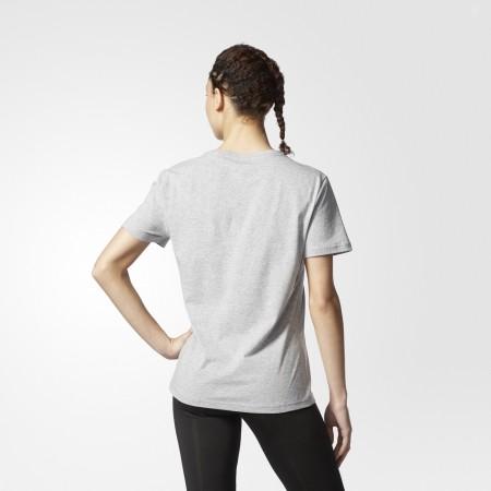 Tricou de damă - adidas LINEAR - 12