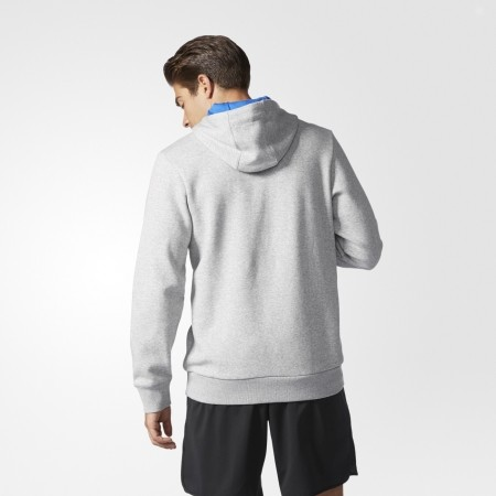adidas SPORT ESSENTIALS LOGO PO HOODIE FLEECE |