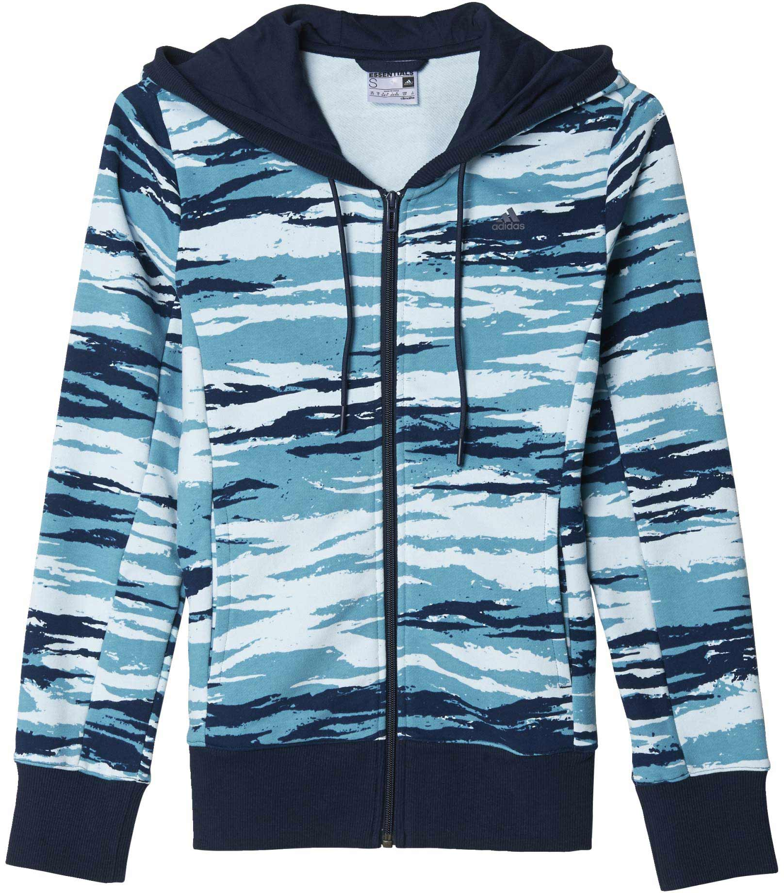 Bluza adidas Essentials Hoody All Over