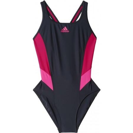 Dámské jednodílné plavky - adidas I INS 1PC - 1 1343847f5b
