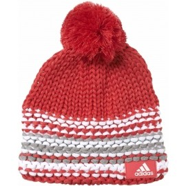 adidas YOUTH GIRLS CHUNKY BEANIE - Dievčenská zimná čiapka