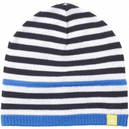 6b51d686c Detská zimná čiapka - adidas STRIPY BEANIE - 1