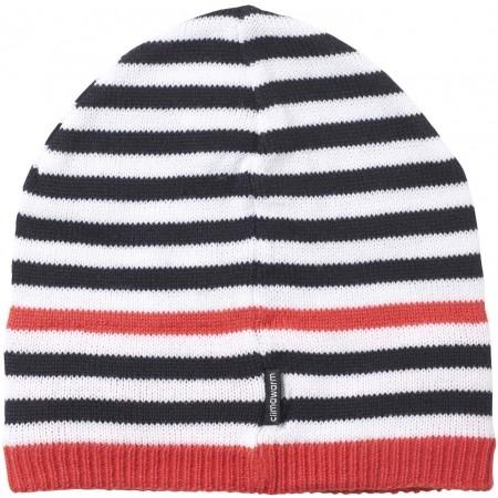 Detská zimná čiapka - adidas STRIPY BEANIE - 2