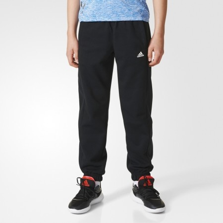 Chlapecké kalhoty - adidas ESSENTIALS FRENCH TERRY PANT CLOSED HEM - 4