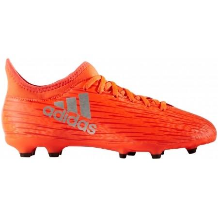Kids  football cleats - adidas X 16.3 FG J - 1 44ee6763e