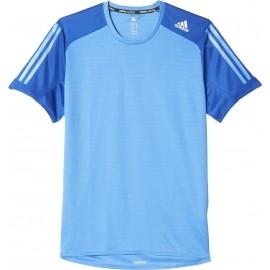 adidas RESPONSE SS TEE M - Pánské běžecké triko