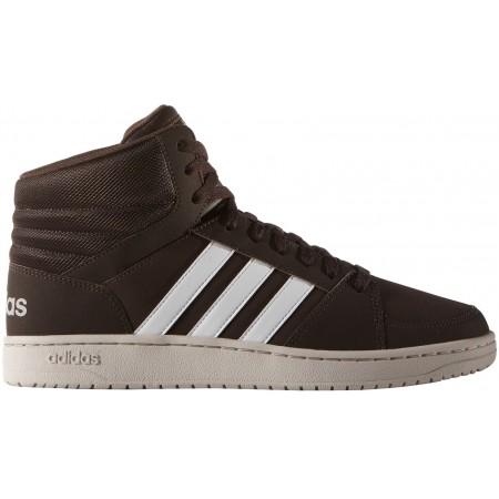5b9f1cc8e Pánské kotníkové tenisky - adidas VS HOOPS MID - 1