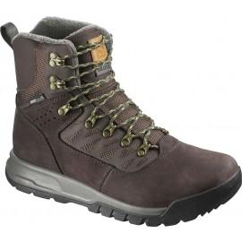 Salomon UTILITY PRO TS CSWP - Pánská zimní obuv
