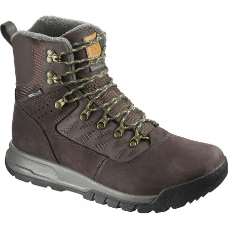 ac5f9d7adb7b Pánska zimná obuv - Salomon UTILITY PRO TS CSWP - 1