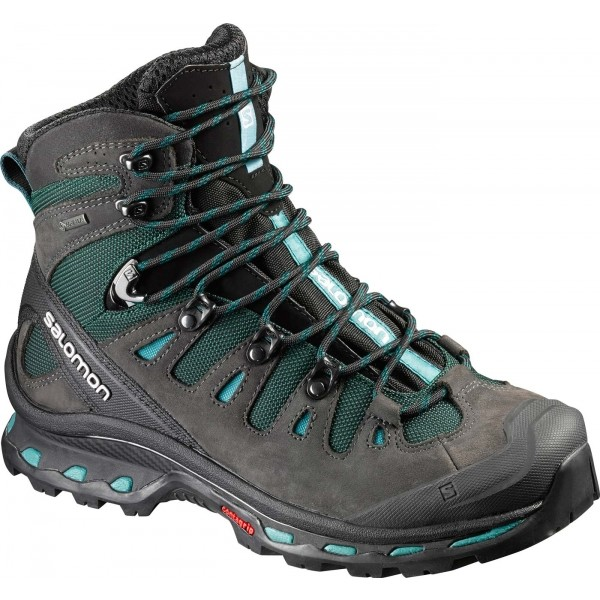 Salomon QUEST 4D 2 GTX W tmavě šedá 4.5 - Dámská treková obuv