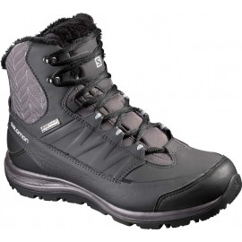Salomon KAINA MID CS WP 2 - Women's winter shoes