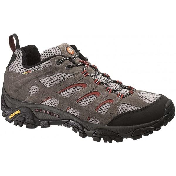 Merrell MOAB VENT szary 9.5 - Męskie zimowe  buty outdoor