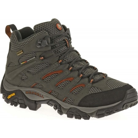 Pánská outdoorová obuv - Merrell MOAB MID GORE-TEX - 1 21fec94569