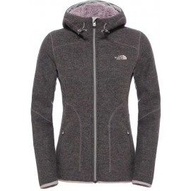 The North Face W ZERMATT FZ HOODIE - Women's sweater