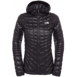 The North Face W THERMOBALL HOODIE - Geacă de damă