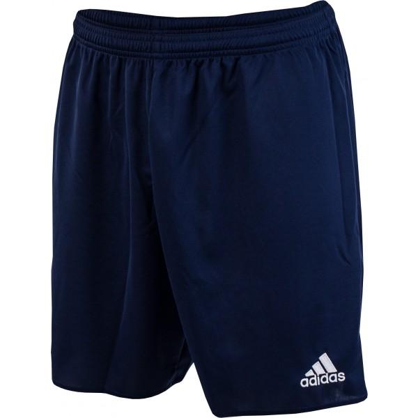adidas PARMA 16 SHORT sötétkék XXL - Futball rövidnadrág