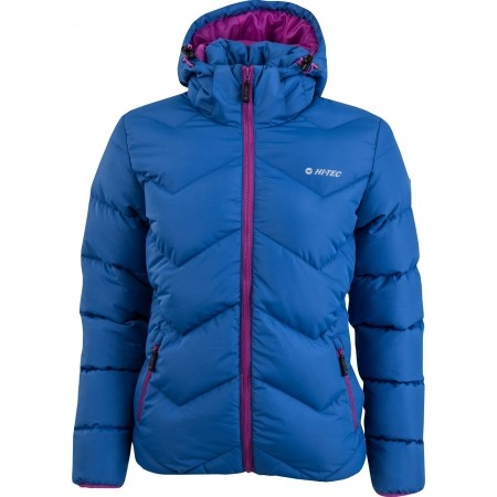 Women's lightweight quilted jacket - Hi-Tec NEW LADY CHIOS - 1