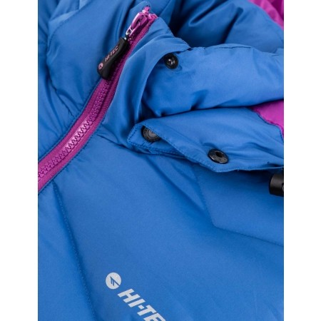 Women's lightweight quilted jacket - Hi-Tec NEW LADY CHIOS - 4