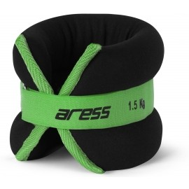 Aress ANKLE WEIGHT 2X1,5KG - Greutăți genunchi