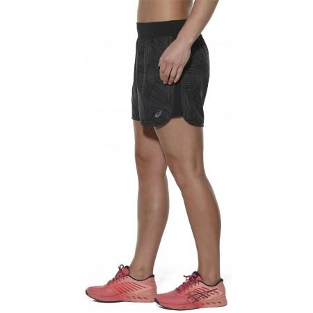 Dámske bežecké šortky - Asics FUZEX 5,5IN PRINT SHORT W - 4