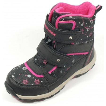 Detská zimná obuv - Junior League VETLE - 2