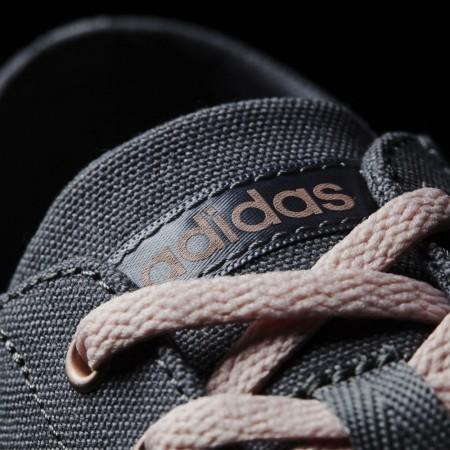 Dámska voľnočasová obuv - adidas QT VULC V5 W - 6