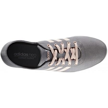 Dámska voľnočasová obuv - adidas QT VULC V5 W - 2