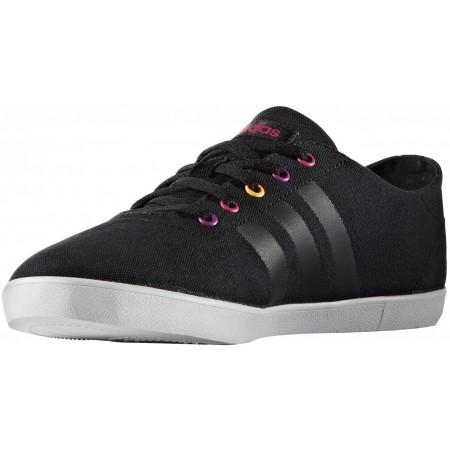 Dámska voľnočasová obuv - adidas QT VULC V5 W - 4