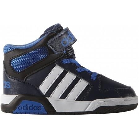 size 40 fa02e ef139 Kids lifestyle shoes - adidas BB9TIS MID INF - 1