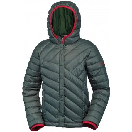 Dětská zimní bunda - Columbia POWDER LITE PUFFER - 3